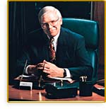 Rev. Heber Jentzsch President of the Church of Scientology International